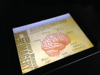 iPad Medimagery